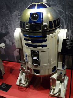 R2D2 Star Wars Science et fiction Cité des sciences
