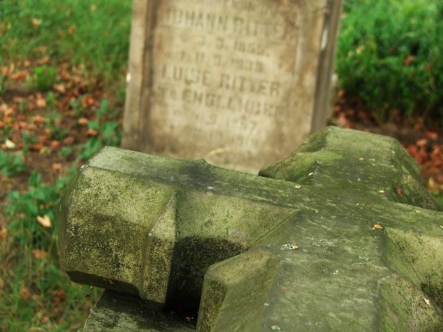 Zapomnianych cmentarzy ciąg dalszy