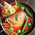 மீன் தலைக் கறி செய்முறை | Fish Head Curry Recipe !
