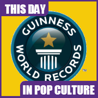 Guinness Book of World Records was published on August 27, 1955.