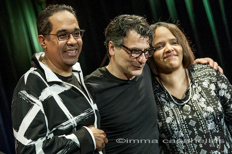 Danilo Pérez, John Patitucci i Terri Lyne Carrington, Nova Jazz Cava, Terrassa, 8-març-2019