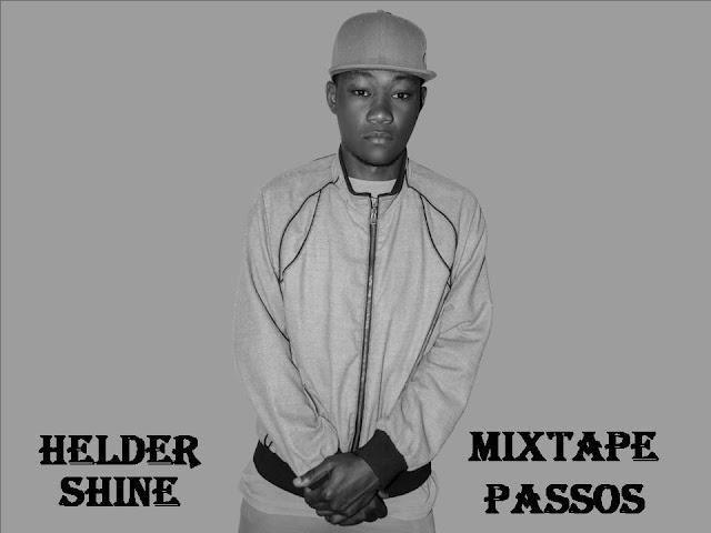 """O rapper angolano Helder Shine lança a mixtape """"Passos"""""""