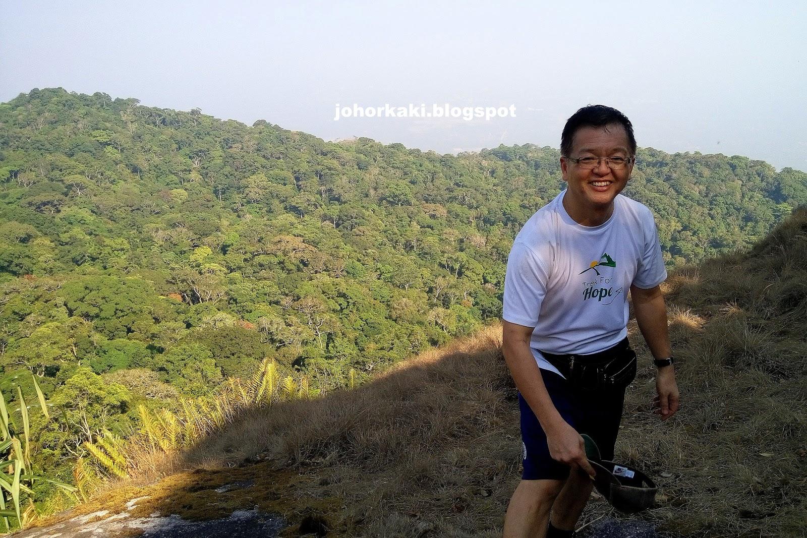 Huai Yang Waterfall National Park Trek Near Bangkok With