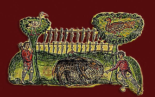 Πάρκα προστασίας ζώων στην Βασιλεύουσα του11ου αιώνα.
