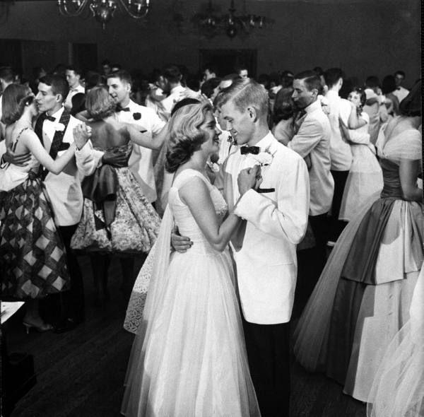 Baile Debutantes 1950