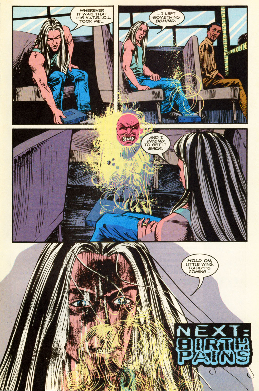 Read online Animal Man (1988) comic -  Issue #87 - 23