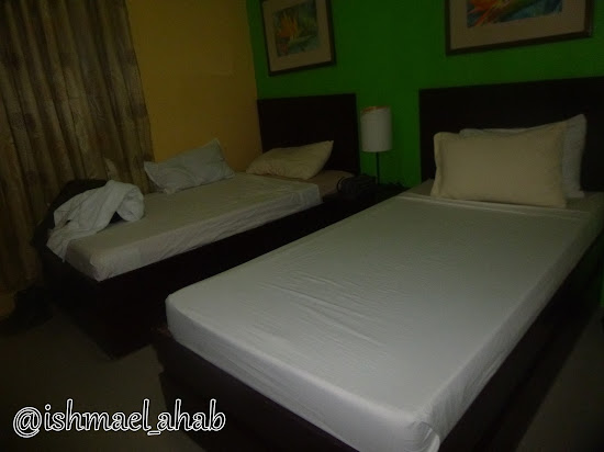 Beds of Punta de Fabian in Baras, Rizal