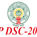 AP DSC 2018 2019 Notification, Syllabus, Online Application, caste wise vacancies list