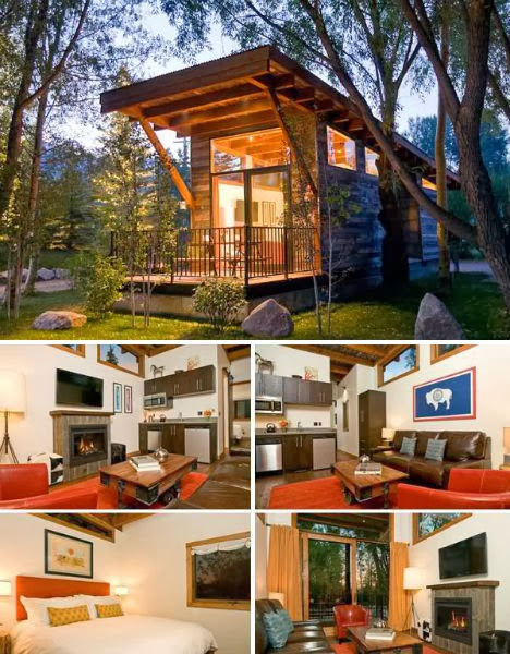 16 Tiny House Interior Design Ideas: Future Tech: 16 Modern Tiny Homes