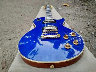 Gibson Lespaul Custom