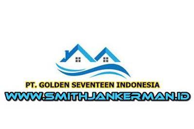 Lowongan PT. Golden Seventeen Indonesia Pekanbaru Mei 2018
