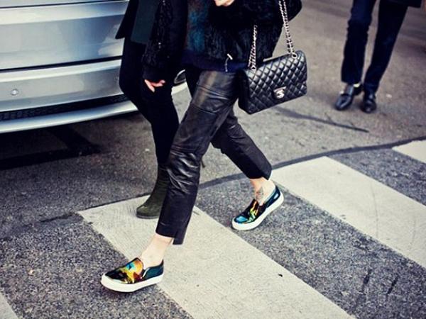Điểm qua những đôi giày lười thể thao năng động