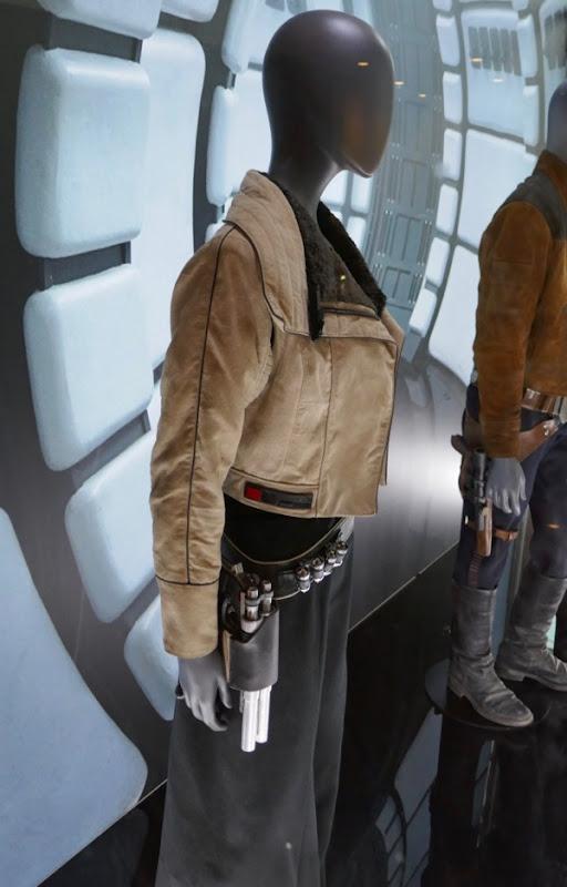 Qi'ra movie costume Solo