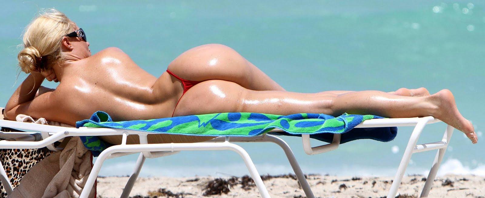 Nicole coco austin bikini are mistaken