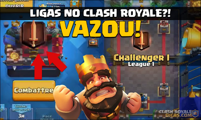 Teremos ligas no Royale
