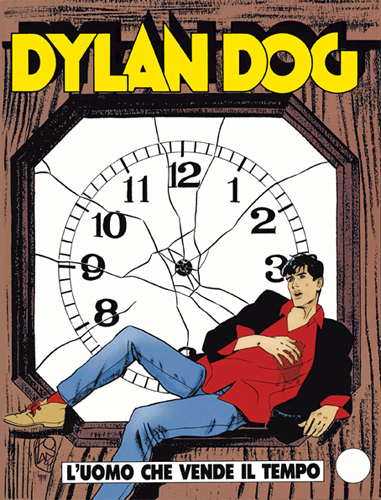 Dylan Dog (1986) 132 Page 1
