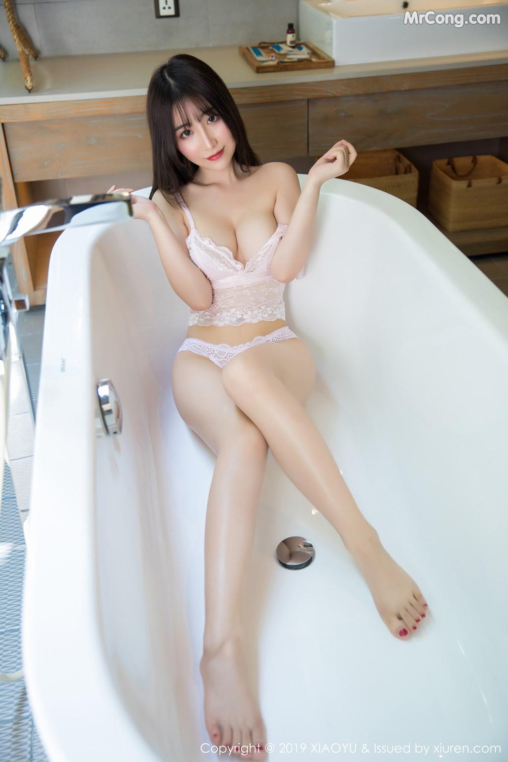 Image XiaoYu-Vol.147-Cherry-MrCong.com-042 in post XiaoYu Vol.147: 绯月樱-Cherry (66 ảnh)