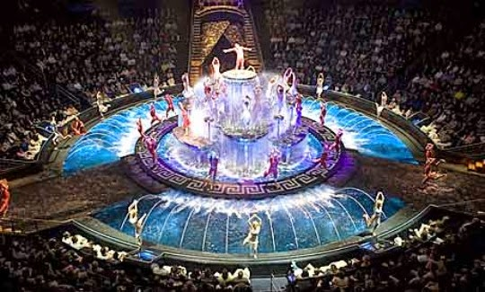 Tickets shopping online - Le Reve Las Vegas