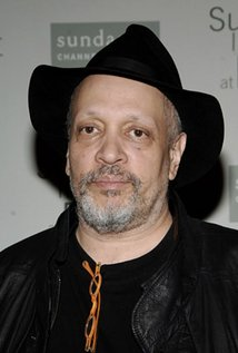 Walter Mosley. Director of Devil in a Blue Dress