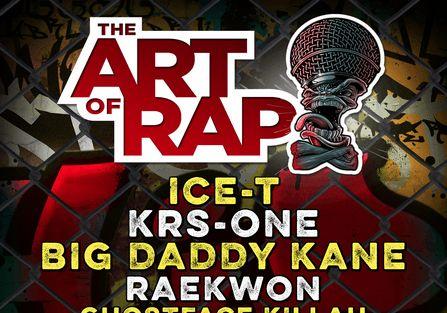 What 2017 Art Of Rap Festival Brings Best Classic Rap