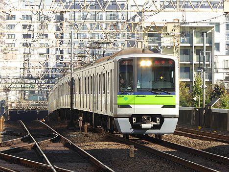 都営新宿線 京王線直通 急行 笹塚行き8 10-300R形310F・320F・330F・360F(2016.9消滅)