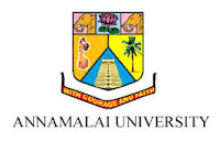 Annamalai University Admission Application Form 2014 UG/PG  Distance Education Last Date