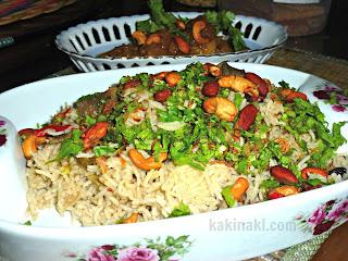 cara masak nasi arab kambing | Cara Memasak