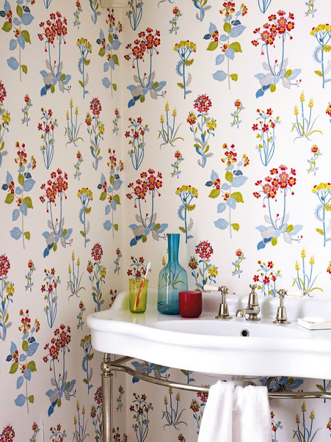 Ideas For Decorating With Wallpaper 3