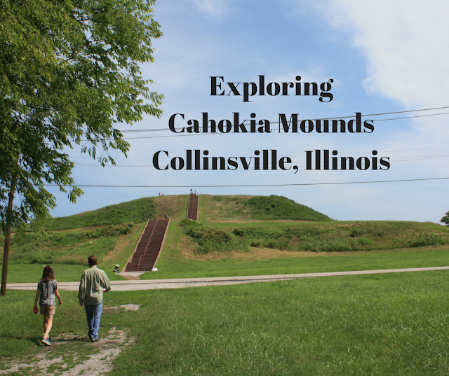 Exploring the UNESCO World Heritage Site at Cahokia Mounds in Collinsville, Illinois