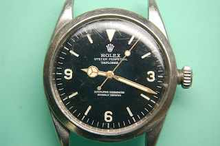22e3dafb6ba4 My time now. The adventures of my father s 1963 Rolex Explorer.
