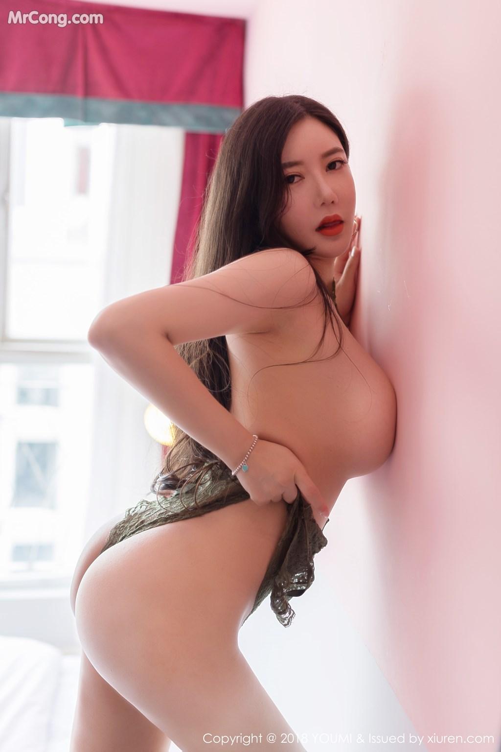 Image YouMi-Vol.214-MrCong.com-002 in post YouMi Vol.214: Người mẫu 心妍小公主 (51 ảnh)