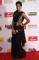 Sindhu looks fabulous in Black Saree designer choli at Mirchi Music Awards South 2017 ~  Exclusive Celebrities Galleries 024.JPG