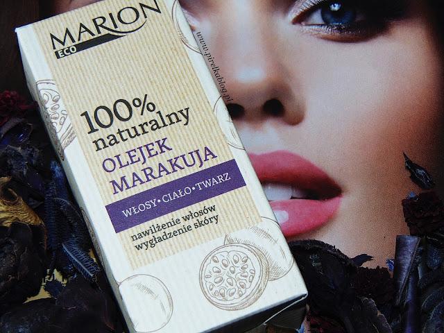 Olejek z marakui 100% naturalny, Marion