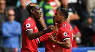 Menjelang Manchester United vs Newcastle, Pogba Sudah Terlihat Latihan Lagi