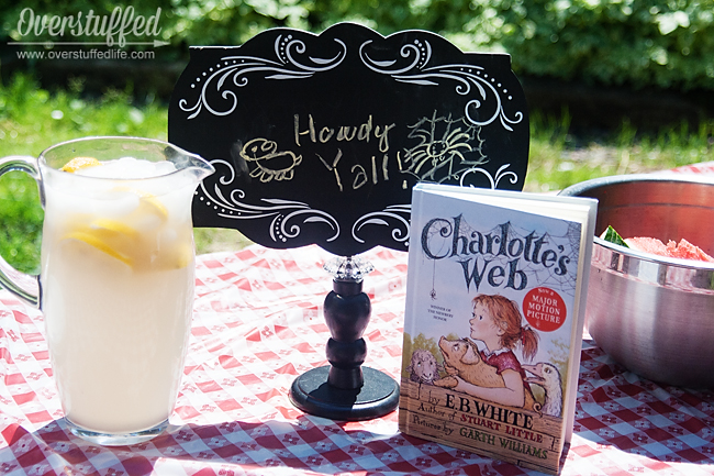 Charlotte's Web Book Club for kids