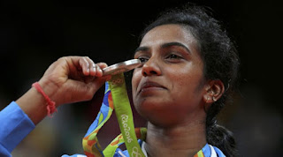 Its raining Gifts for PV Sindhu!