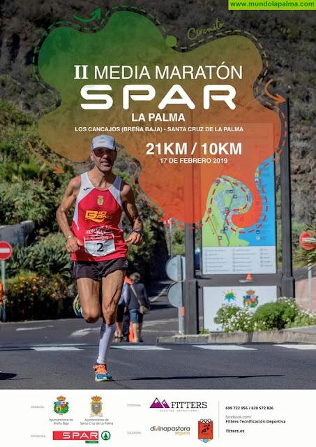 """II Media Maratón """"SPAR La Palma"""" se celebra este domingo"""