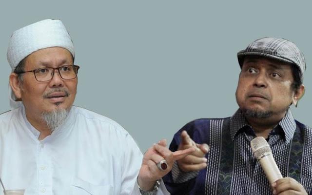 Soal Lafadz Kafir, ini Catatan Penting yang Harus Dibaca Haikal Hasan dan Tengku Zulkarnain