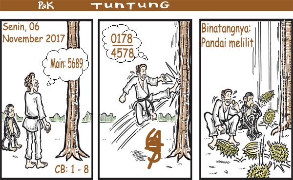 Prediksi Gambar Pak Tuntung Senin 06 11 2017