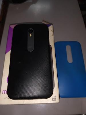 Firmware Motorola Moto-M XT1663