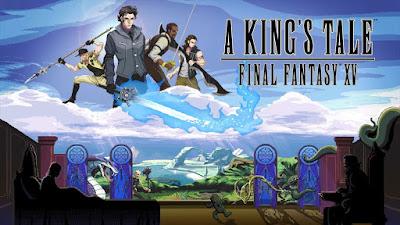 PS4「キングステイルFFXV」トロフィー攻略