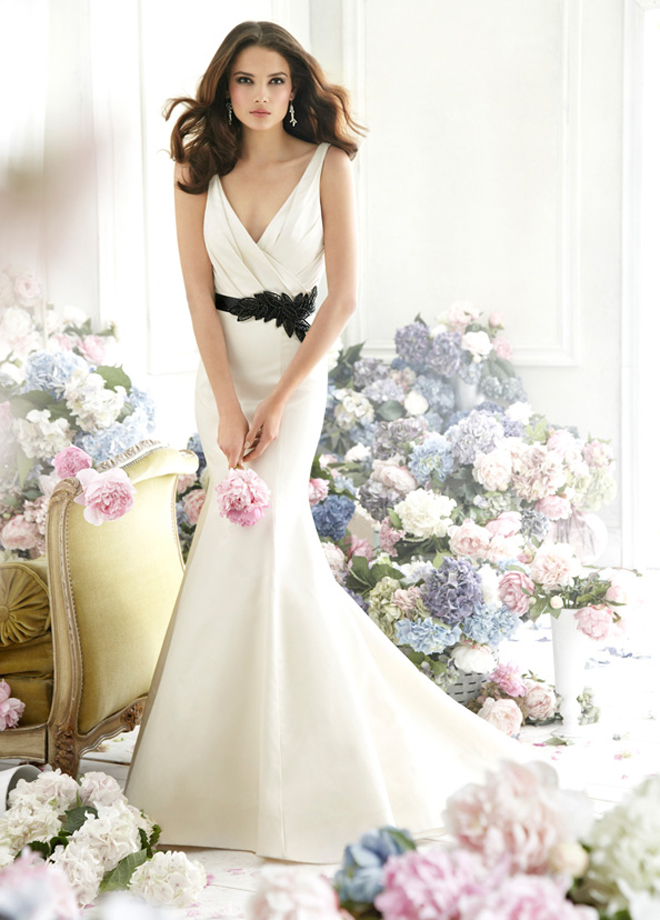 Jim Hjelm Bridal Collection Fall 2012 My Dress Of The