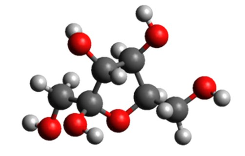 Rumus Kimia Fruktosa