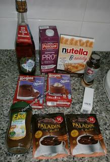 Disfrutabox Diciembre 2015: Paladin, Royal, Pascual, Nutella, Eko, Illy y Laiol