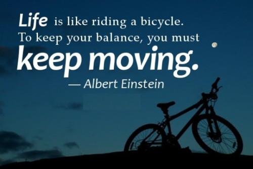 Status For Bike Rider