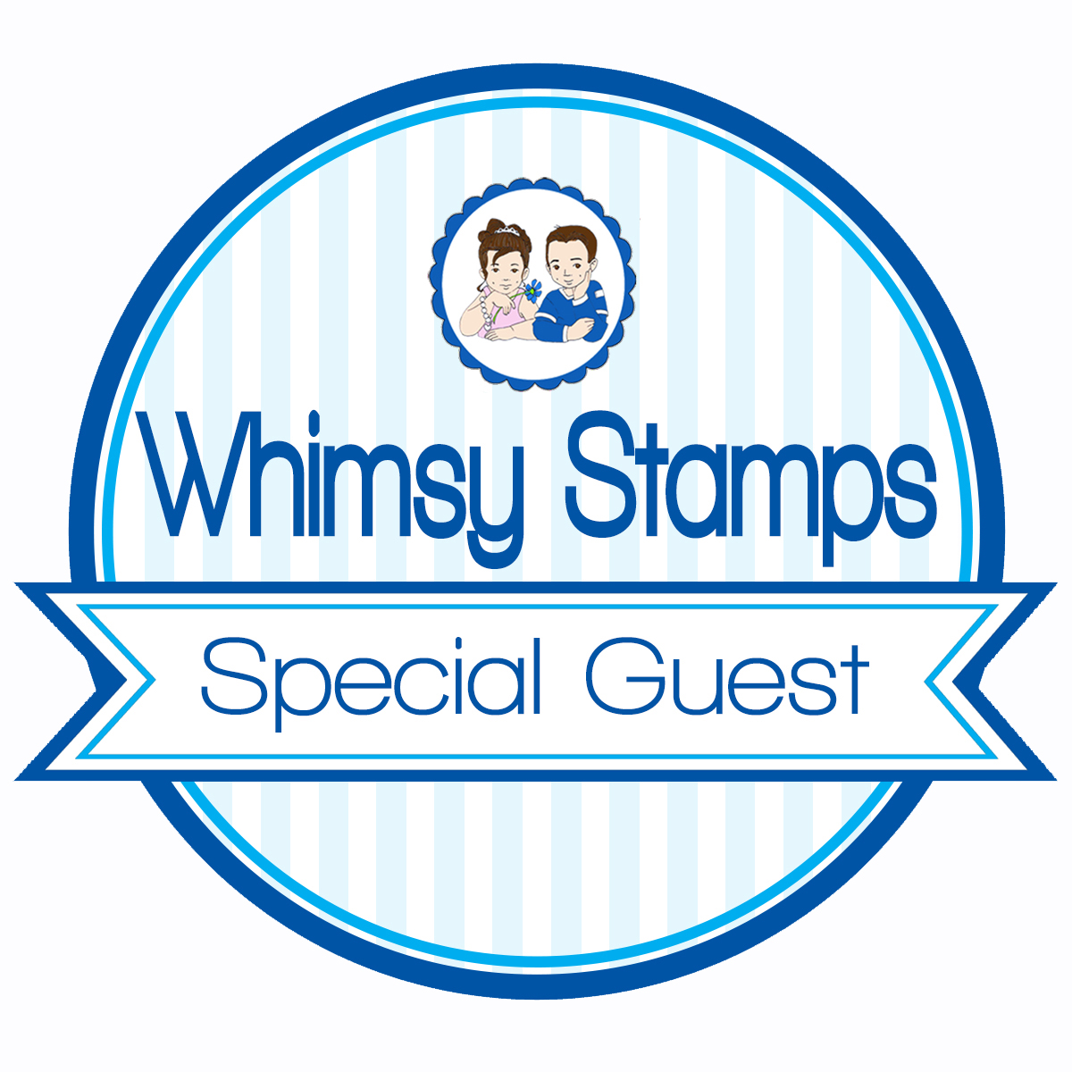 Shop Whimsy Stamps!