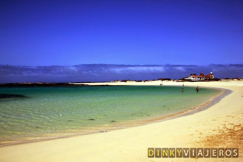 Playa de la Concha en El Cotillo (Fuerteventura)