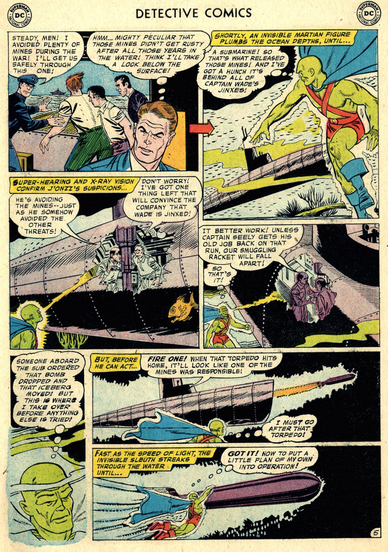 Read online Detective Comics (1937) comic -  Issue #258 - 31