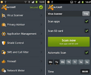 Antivirus Tangguh Android 2017