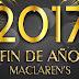 🎇 FIN DE AÑO MACLAREN'S 31dic'16